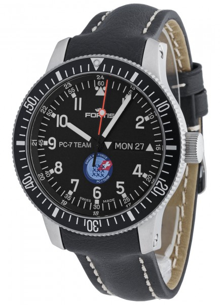 Fortis PC-7 Team Edition Day/Date Automatic 647.10.91 L.01