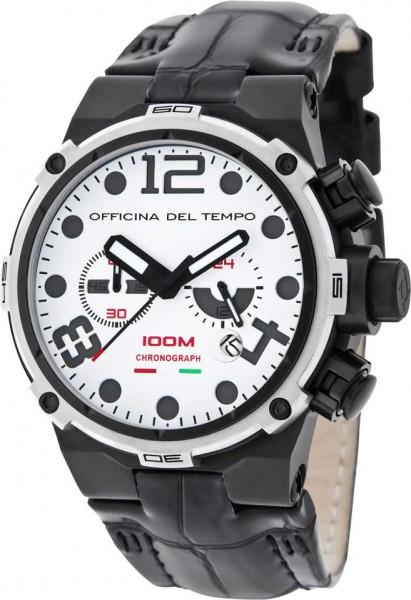 Officina del Tempo Super Power Chronograph OT1040-1520WGN