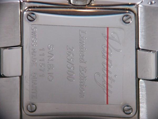 Gerald Genta Vanity Limited Edition Damenuhr