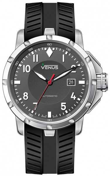 Venus Genesis Automatik Time-Date VE-1302A1-27-R2