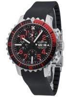 Fortis Aquatis Marinemaster Chronograph Red 671.23.43 K