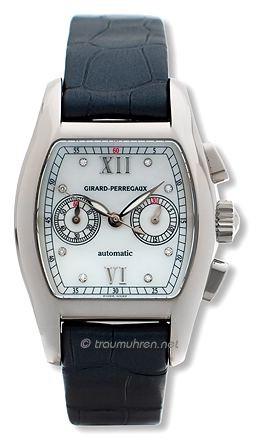 Girard-Perregaux Richeville Lady Chronograph 26500.0.53.72M7