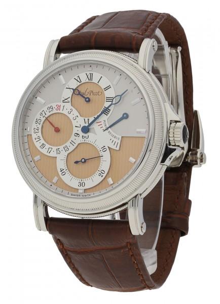 Paul Picot Atelier Regulateur Datum Gangreserve-Anzeige Automatik Chronometer P3340.SG.7209.B
