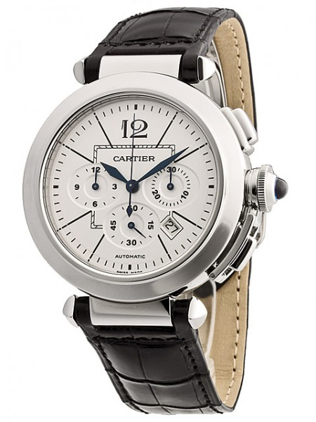 Cartier Pasha Seatimer Automatik Chronograph W3108555
