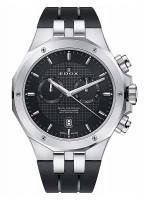 Edox Delfin Chronograph Datum Quarz 10110 3CA NIN