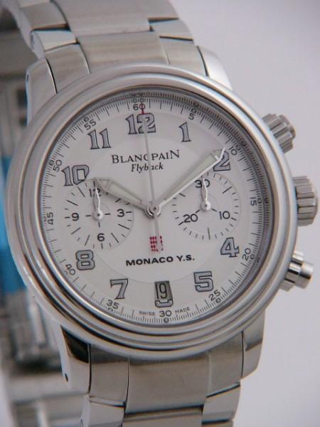 Blancpain Leman Flyback Monaco Chrono 2182f-1142y-71