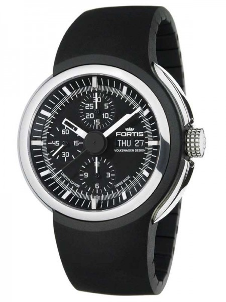 Fortis Spaceleader Chronograph Limited Edition 661.20.31 K