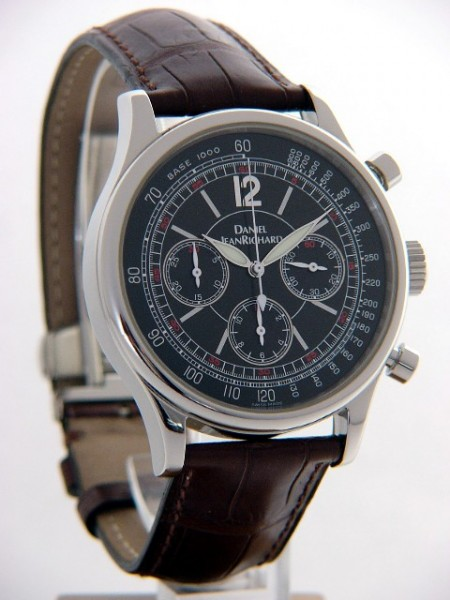 Daniel JeanRichard Bressel 43mm Chronograph 25012-01-5045-00