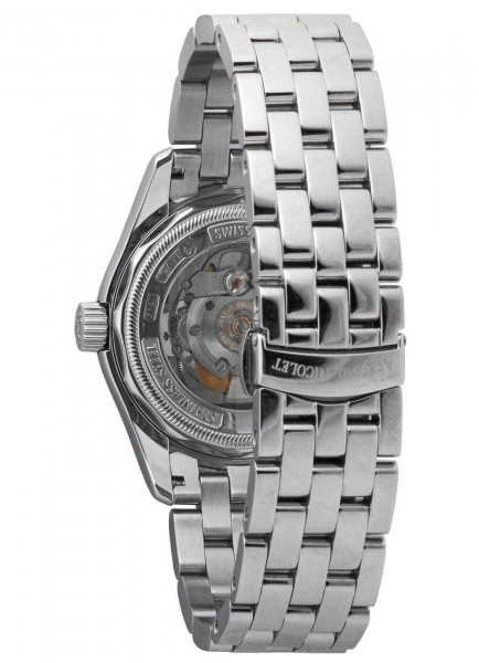 Armand Nicolet M02 Big Date & Small Seconds 9646A-AG-M9140
