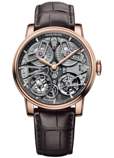 Arnold & Son Tourbillon Chronometer No. 36 1ETAR.S01A.C112A