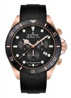 EDOX SkyDiver 70s Chronograph Datum Quarz 10238 37RNNCA NI