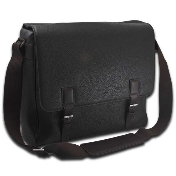 Seeger Messenger Bag EUROPA 'Ascona' Handmade in Germany