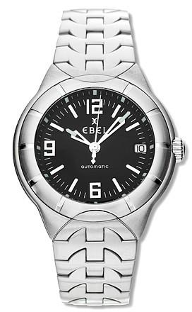 E Type Herren Ebel 9330c415716 Automatik Xnw0P8Ok