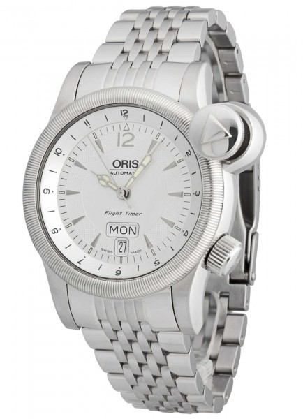 Oris Flight Timer Day Date Automatik 01 635 7568 4061 MB