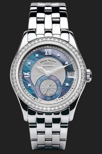 Armand Nicolet M03 Small Seconds & Date 9155D-AK-M9150