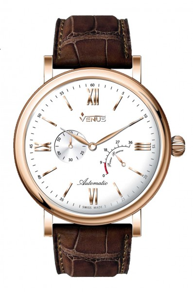 Venus Limited Edition 111 years Anniversary Automatik Power Reserve VE-2102A6-4R3-L4