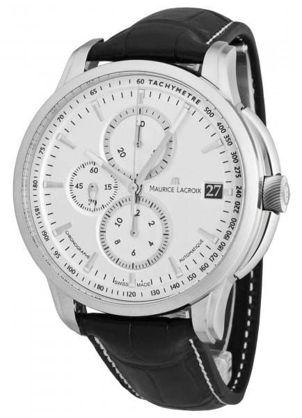 Maurice Lacroix Pontos Automatik Chronograph 47mm PT6128-SS001-130