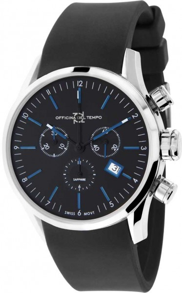 Officina del Tempo Business Chronograph OT1038/1101NLBN
