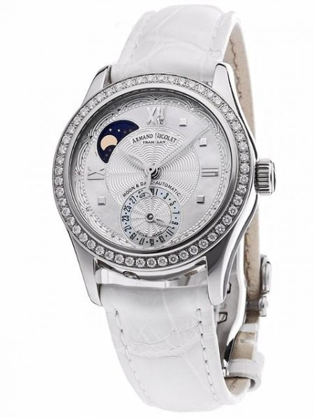 Armand Nicolet M03 Moonphase & Date 9151D-AN-P915BC8