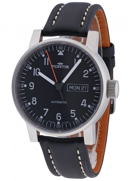 Fortis Spacematic Pilot Professional Day/Date Automatic 623.10.71 L.01