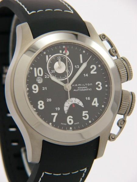 Hamilton Khaki Navy Frogman H77716333