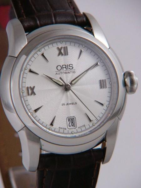 Oris Artelier Date 633 7552 4071 LS