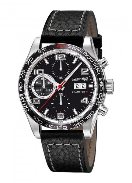 Eberhard & Co Champion V Grand Date Chronograph 31064.2 CP