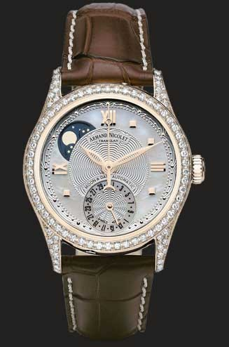 Armand Nicolet M03 Moonphase & Date 7151L-AN-P915MR8
