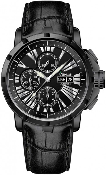 Venus Limited Edition Automatik Chronograph VE-1301A2-12-L2