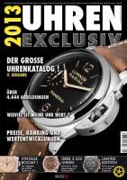 Uhren Exclusiv 2013 Uhrenkatalog