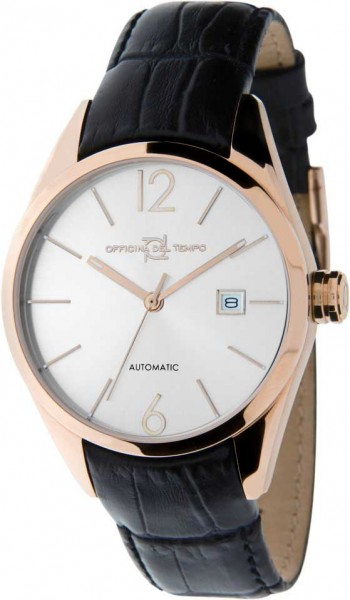 Officina del Tempo Wall Street Automatic Date OT1037-4300AGN