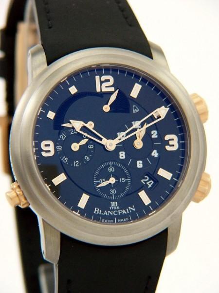 Blancpain Leman Réveil GMT 2041-12A30-64B