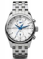 Armand Nicolet MH2 Chronograph Datum Wochentag Automatik A647A-AG-MA2640A