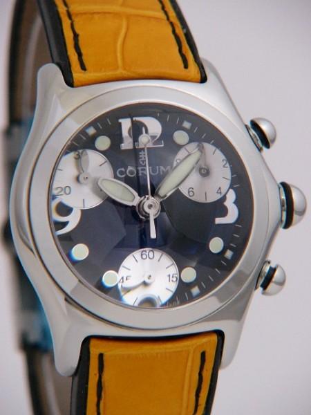Corum Bubble Damen Chronograph 196-250-20-0f14fm30r