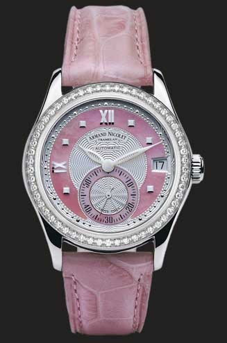Armand Nicolet M03 Small Seconds & Date 9155D-AS-P915RS8