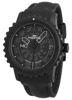 Fortis B-47 Big Black Day/Date Automatic 675.18.81 L.01