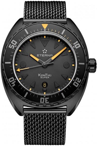 Eterna Super KonTiki Black -Limited Edition- 1273.43.41.1365M