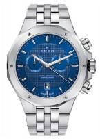 Edox Delfin Chronograph Datum Quarz 10110 3M BUIN