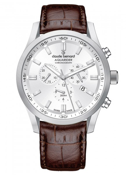 Claude Bernard Aquarider Chronograph 10222 3C AIN