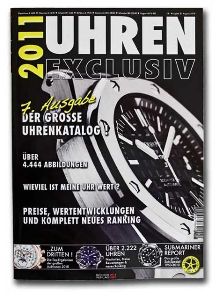 Uhren Exclusiv 2011 Uhrenkatalog
