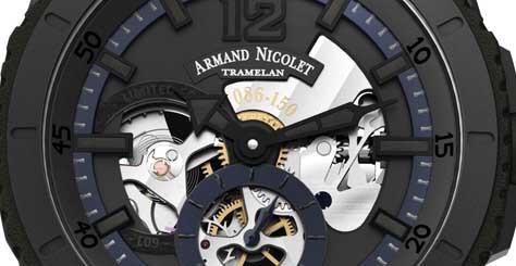 Armand Nicolet L09 Uhren