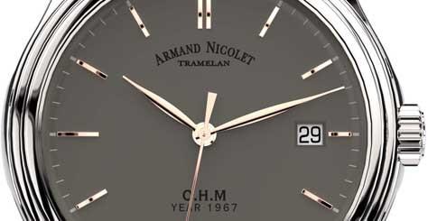 Armand Nicolet L15 Uhren