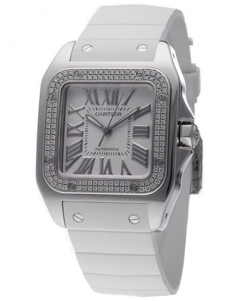 Cartier Santos 100 Damenuhr WM50460M