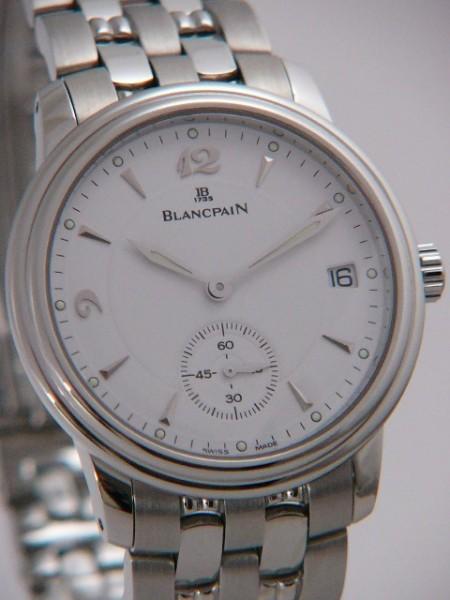 Blancpain Villeret Edelstahl 1161-1127-11