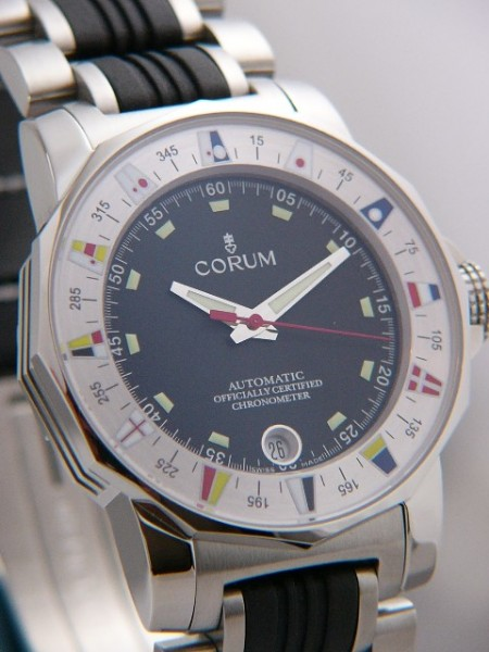 Corum Admiral's Cup Chronometer 982.530.20 V791 AN32