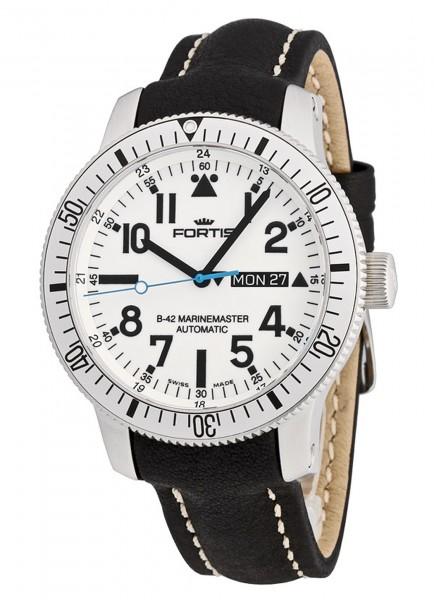 Fortis Aquatis Marinemaster Day/Date 647.11.42 L.01