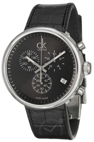 Calvin Klein Substantial Herrenuhr Chronograph K2N281C1