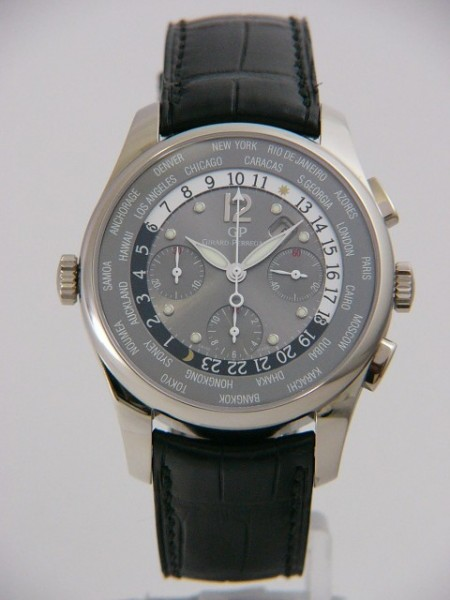 Girard Perregaux Worldtime Chrono - WW.TC 49805-53-252-ba6a