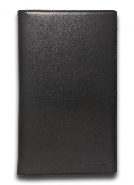 Seeger Brieftasche 6CC KLASSIK 120 Hochformat Handmade in Germany