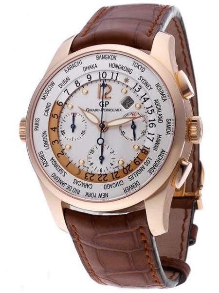 Girard Perregaux Worldtimer - WW.TC 49805-52-151-baca
